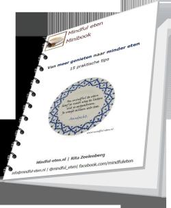 Minibook mindful eten en genieten